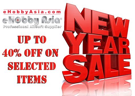 metrojaya new year sale 2016 ehobby asia new year sale 2016 popular airsoft