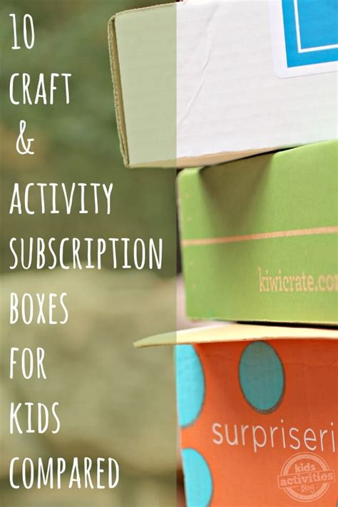 craft subscription for 1000 ideas about kiwi crate on kid crafts