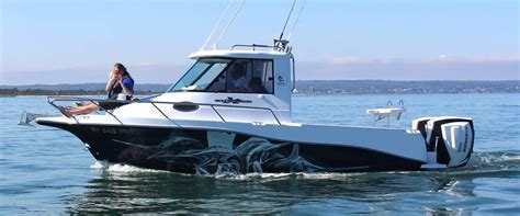 evolution boats for sale perth evolution 652 enclosed enclosed hardtop offshore fishing