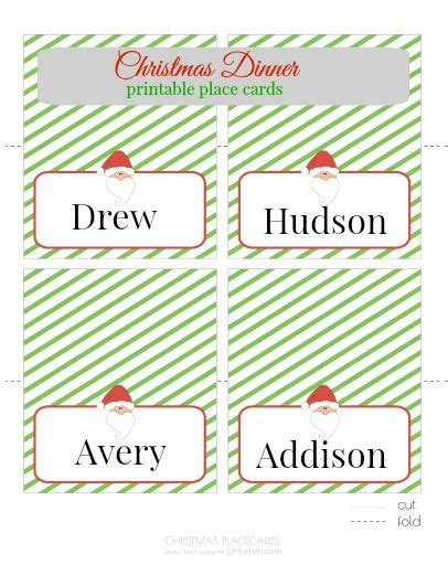 dinner name card template 17 best ideas about printable place cards on