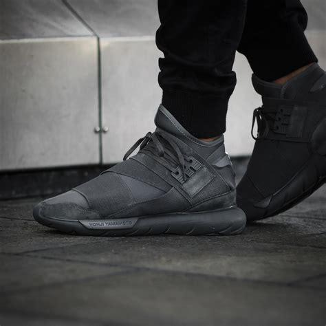 Adidas Y3 Qasa High 2 adidas y3 qasa grey los granados apartment co uk