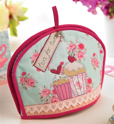 tea cosy template chintzy tea cosy free craft project stitching crafts