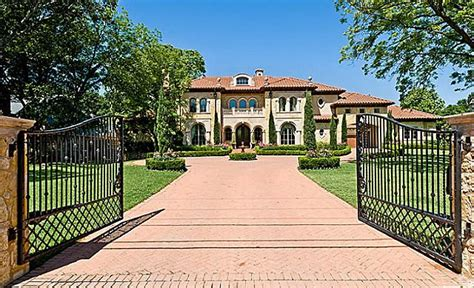 mansions in dallas tuscan style mansion in dallas tx by bella custom homes homes of the rich