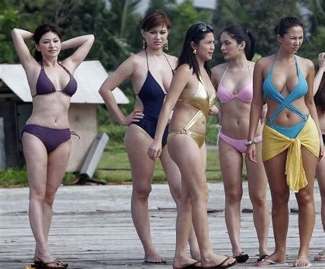 pauleen luna hot in bikinis sexy pinay celebrities bikini pinayspot