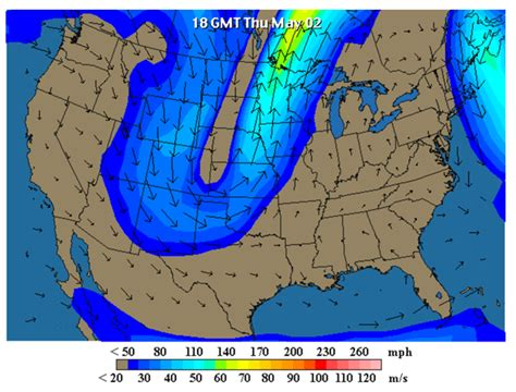 america wind map fires floods and heavy snow an may weather