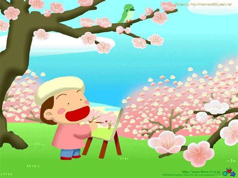 wallpaper cartoon japanese cute japanese wallpapers wallpaper cave