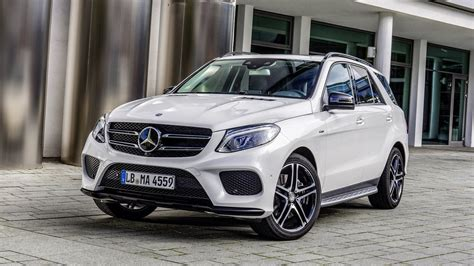 mercedes benz gle  amg matic top speed