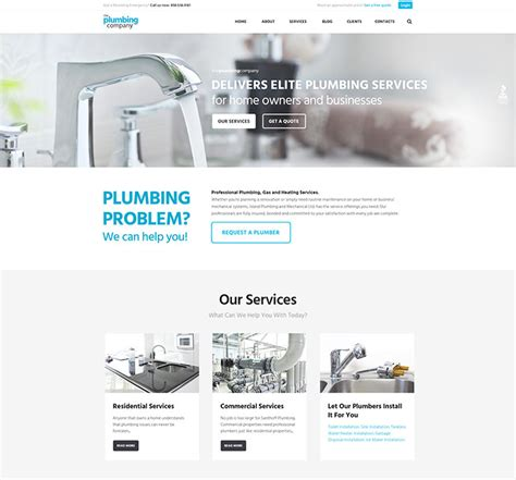 home improvement sites 20 best home improvement wordpress themes web graphic