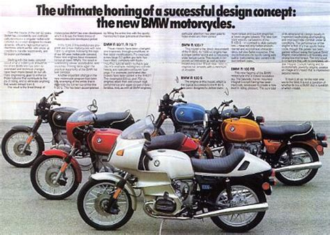 Bmw Motorrad M Nchen Facebook by 1977 Bmw Motorcycle Advertising R 100 Rs Pinterest
