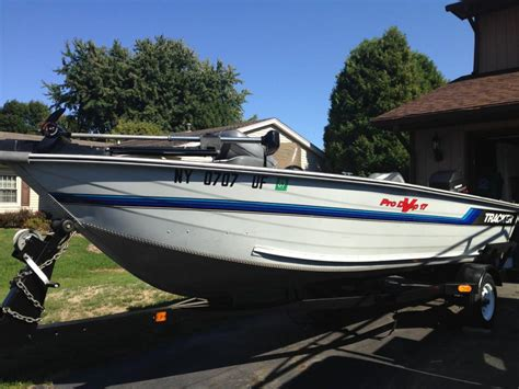 bass pro deep v boats tracker deep v 17 boats for sale