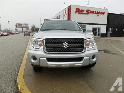 2012 Suzuki Equator For Sale 2012 Suzuki Equator For Sale 100 Used Cars From 9 000