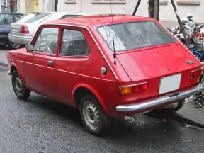 Fiat 127 Parts Fiat 127 Technical Details History Photos On Better