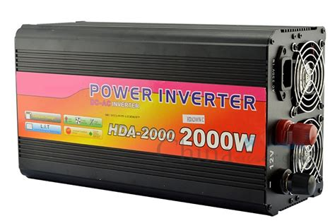 Harga Inverter Power Mobil harga inverter inverter watt dc to ac inverter