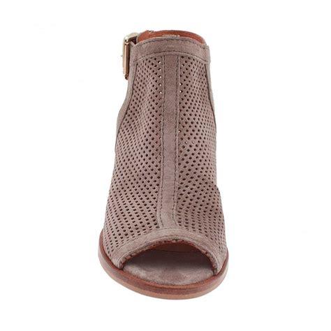 High Heel Peep Toe Sandals high block heel peep toe sandal by alpe at walk in style