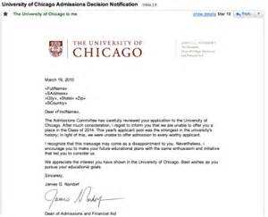 College Rejection Letter Template by Dealing With Awful Soul Crushing All College Rejection