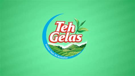 Teh Gelas teh gelas bumper logo