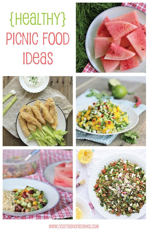 9 healthy picnic food ideas blogher
