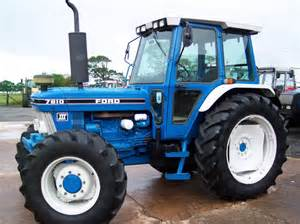 Used Ford Tractors For Sale Lake Tractors Used Ford 7810 Series 3 Q For