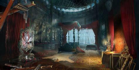 room fantasies and the beast beast s bedroom fan disney