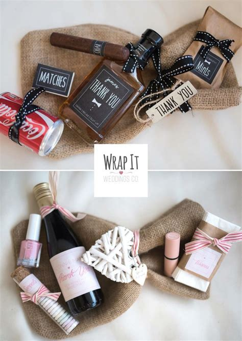 Best 20  Wedding Thank You Gifts ideas on Pinterest