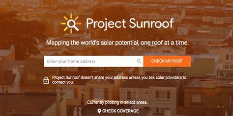 google project sunroof οι 15 1 πιο χρήσιμες εφαρμογές της google που δεν ήξερες