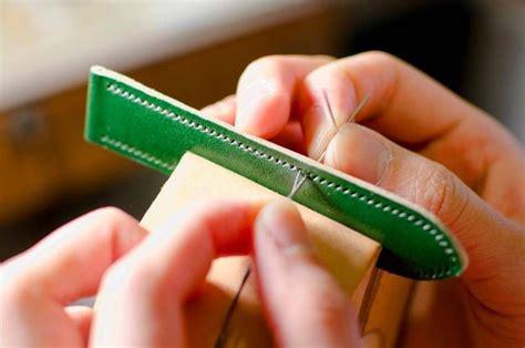 Mesin Jahit Untuk Bahan Kulit perbedaan dalam jahitan mesin jahitan tangan pada