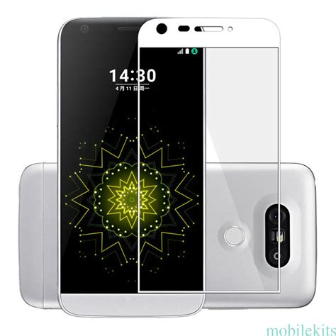 Tempered Glass Lg G5 1 1pc curved tempered glass screen protector protective for lg phones lg g5 ebay