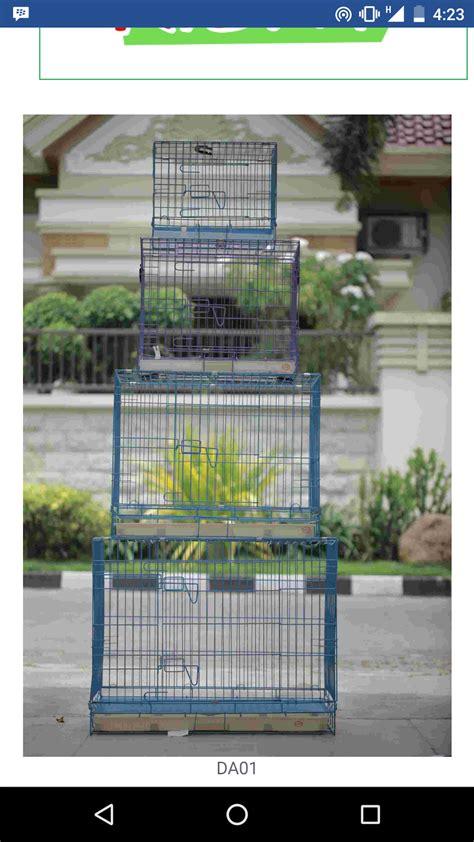 Kandang Kucing Ukuran 77 supplier kebutuhan petshop kandang