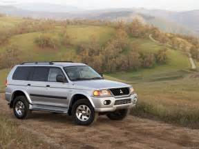 Mitsubishi Sport Montero 2002 Mitsubishi Montero Sport Information And Photos