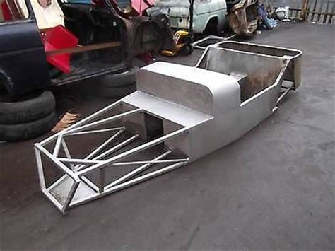 Jeep Type Kit Cars by Lotus 7 Caterham Type Tub Chassis Steel Kit Car