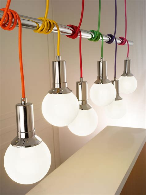 idea illuminazione idea barra suspension general lighting from vesoi
