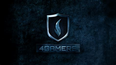 gamers logo wallpaper 4gamers gamers video games logo wallpapers hd desktop