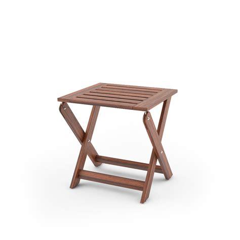 ikea folding stool free 3d models ikea applaro outdoor furniture series