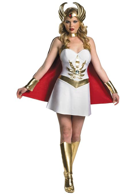 costume for adults she ra costume
