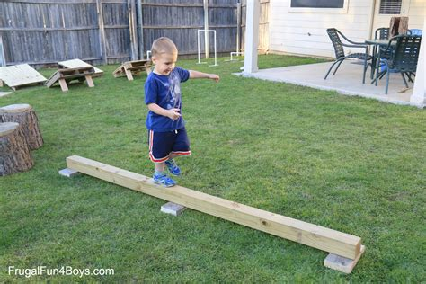 diy american warrior backyard obstacle course