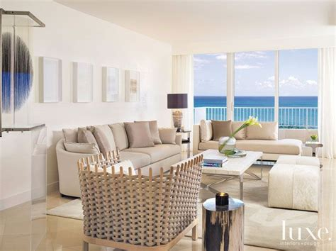 oceanfront condo gets a warm aesthetic interior design ii 2 living room neutral
