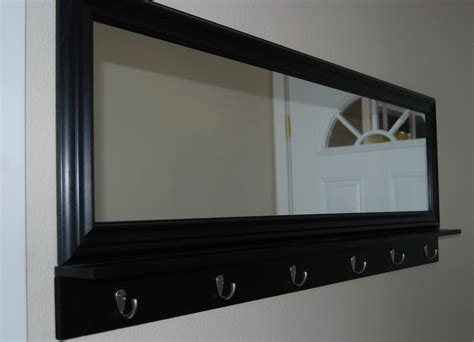 entryway bench with mirror and hooks entryway mirror with hooks white home design ideas