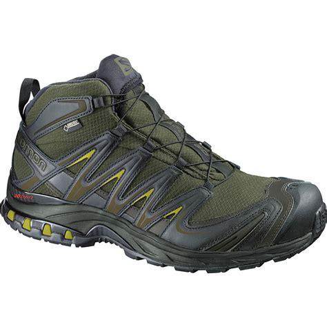 salomon hiking shoes s salomon xa pro mid gtx hiking shoe s ebay