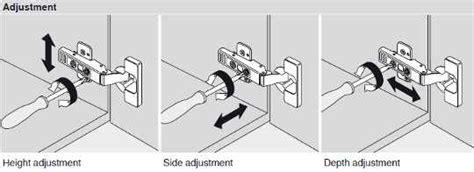kraftmaid cabinet door adjustment kraftmaid cabinet hinge adjustment cabinets matttroy