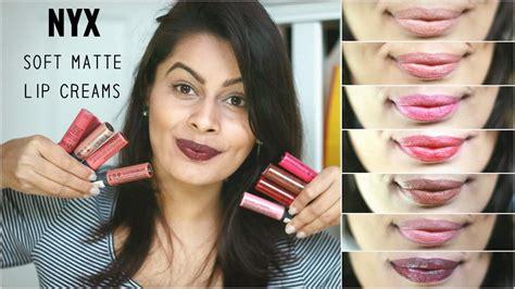 nyx soft matte lip india nyx soft matte lip creams for indian olive skin tone