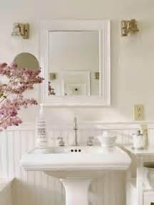 bathroom with pedestal sink ideas mini