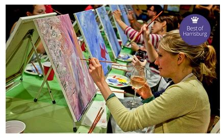 groupon paint nite tickets paint nite groupon for 25 reg 45 debt free spending