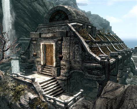 The Art of Architecture: Skyrim Architecture   Markarth