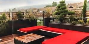 chestha banquette terrasse design