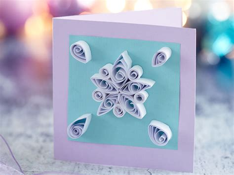 How To Make Paper Quilling Cards - how to make paper quilling cards