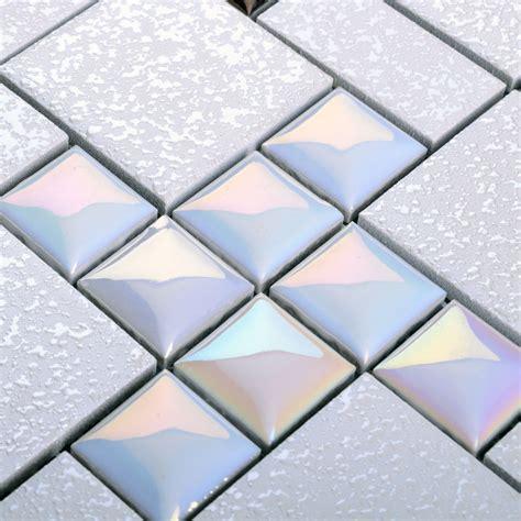 Peel And Stick Kitchen Backsplash Ideas wholesale porcelain mosaic floor tile grey square