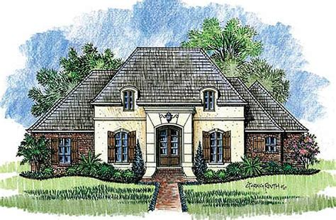 french home plans 3 bed country french home plan 56318sm architectural