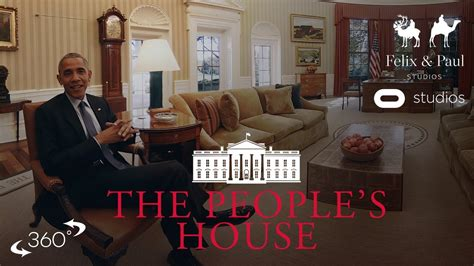 the peoples house the people s house inside the white house with barack and michelle obama youtube