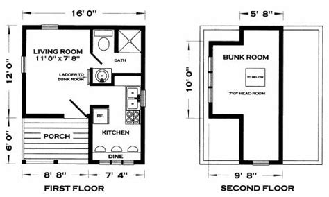 tiny cabins floor plans cabin company tiny house plans tiny house design