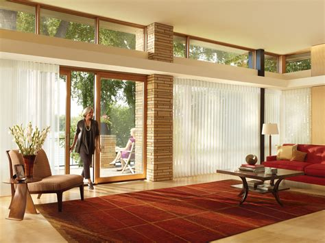 Patio Door Window Treatments Window Treatments For Sliding Patio Doors